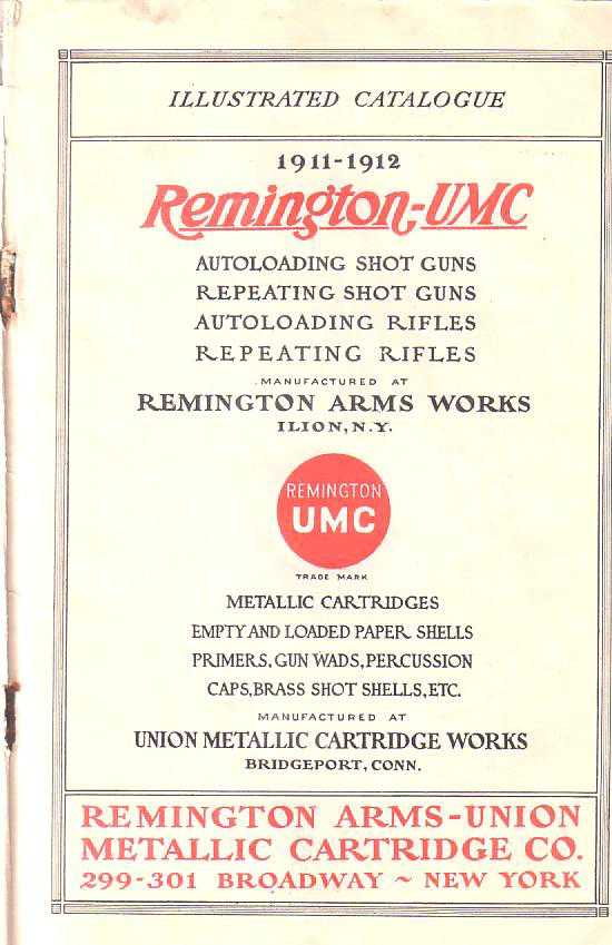 Remington Ammunition Catalogs - International Ammunition Association