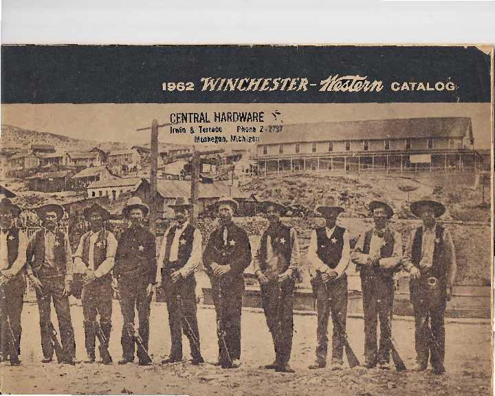 Winchester-Western Ammunition Catalogs - International Ammunition