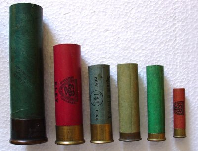 An Introduction To Collecting Shotshells - International Ammunition