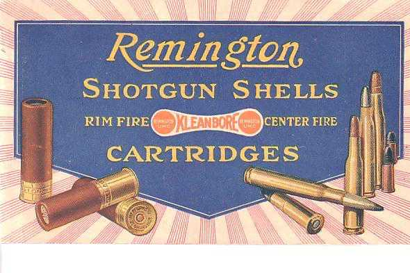 Remington Ammunition Catalogs - International Ammunition
